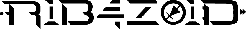 R1B4Z01D Logo Black