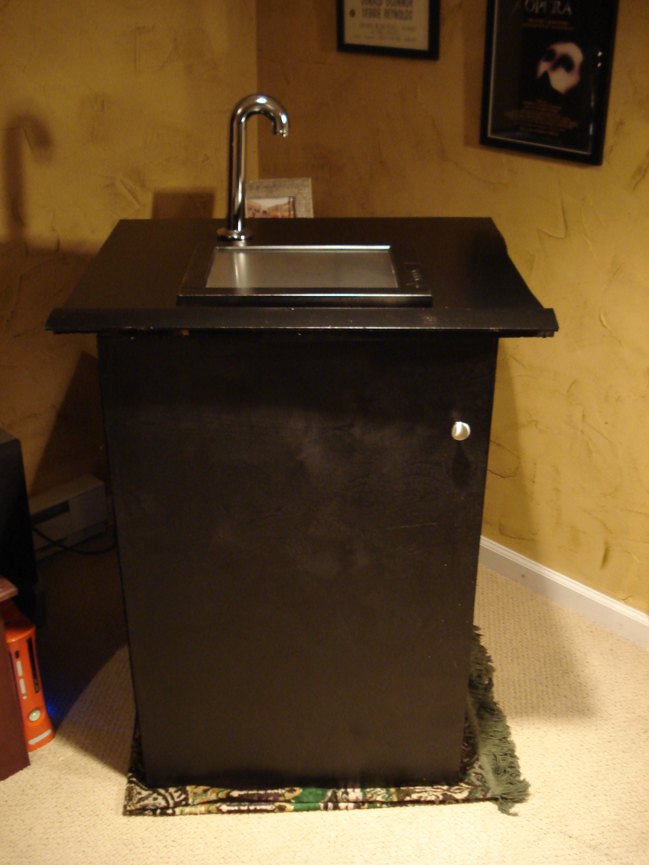 DIY automated bartender