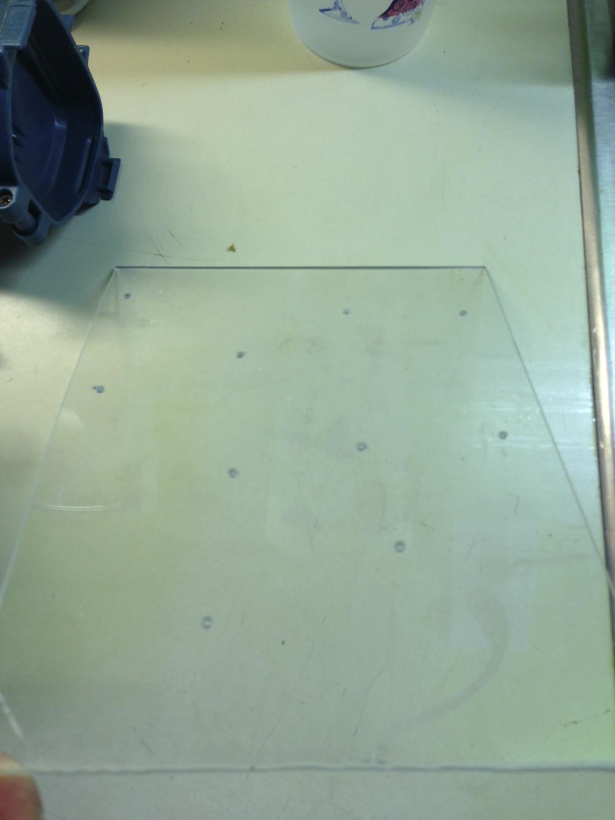 Electronics Mounting Board 011