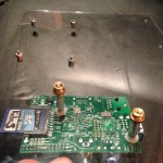Electronics Mounting Board 014