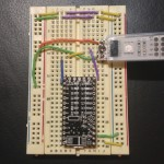 Breadboard for the Teensy 3