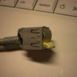 USB port Primed
