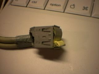 USB port Primed